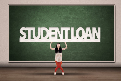 student loan pic, by flickr user SalFalko